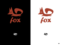 Daily Logo Challenge 16/50: Fox