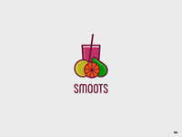 Daily Logo Challenge 47/50: Smoothie Shop