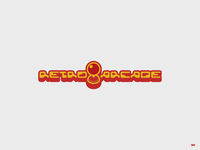 Daily Logo Challenge 50/50: Arcade