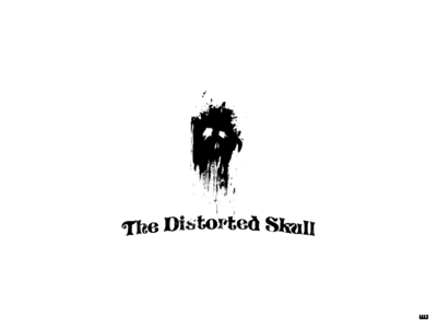 Daily Logo Workout #038: The Distorted Skull