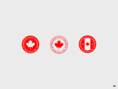 Authentically Canadian