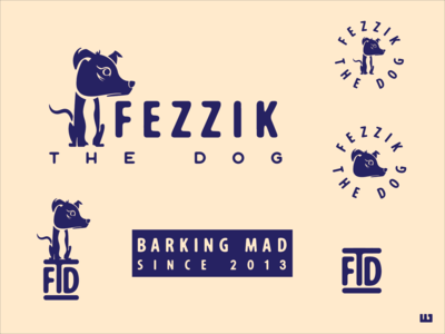 Fezzik the Dog