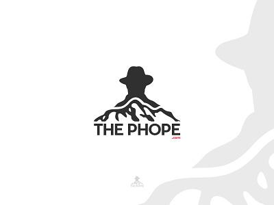 The Phope - Logo Design design adobe illustrator romania iasi logo design photographer logo
