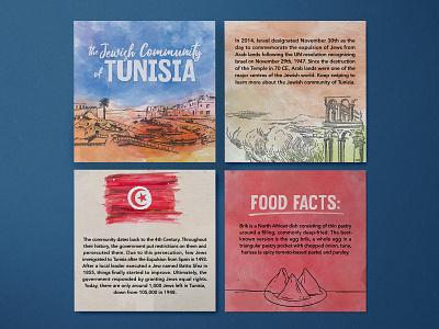 The Jewish Community of Tunisia