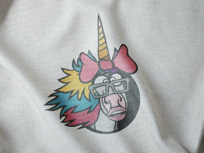 Ratchet Unicorn Logo + Branding logo branding design