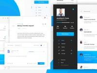 .Crymo -mail app Interface design