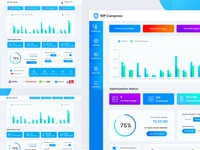 """""""WP-Compress""""dashboard Redesign."""
