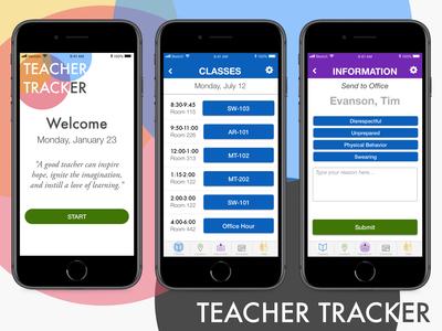 Teacher Tracker