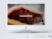 Home Page for Clover Redesign