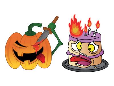 Happy Halloween/Birthday!