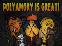 Polyamory is Great! Until Someone Gets Sick.