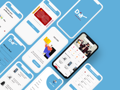 DIe - An e-commerce app