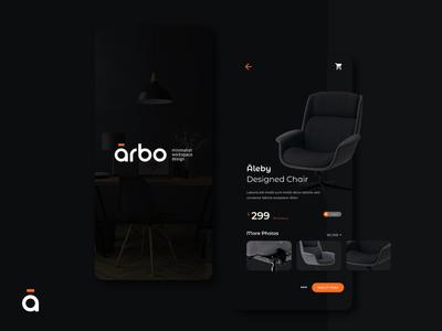 ARBO - App Design