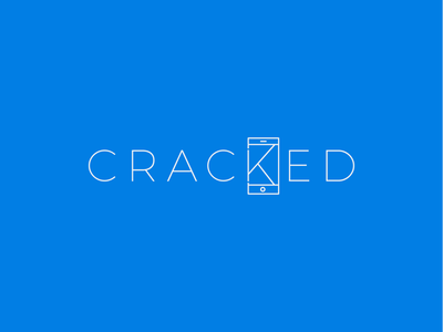 Cracked Logo