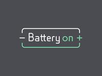 Battery On logo