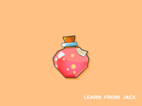 a little bottle from game ui