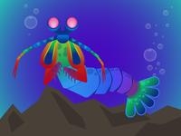 30 Minute Challenge - Sea Creature