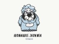 Abominable Snowmen Mascot