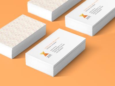 Zeit Business Card