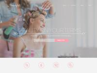 BeautyPal Website
