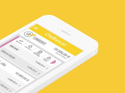 Chebanca Mobile Banking App