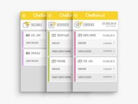 Chebanca App Accounts
