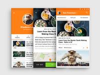 Eventbrite Android App