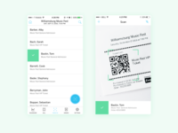 iOS Organizer App