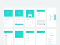 Sell flow organizer app