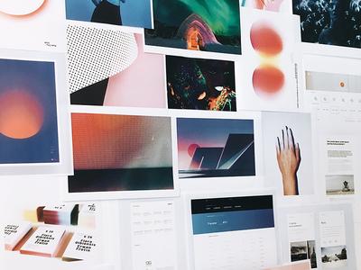 Eventbrite Design System Inspiration Board