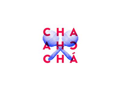 Logo Chachachá podcast design spanish website product design latinos ui