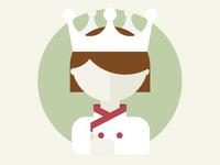 The food queen