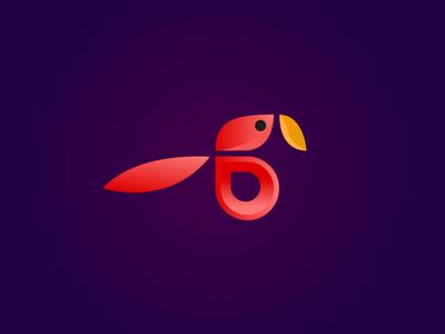Red Parrot logo