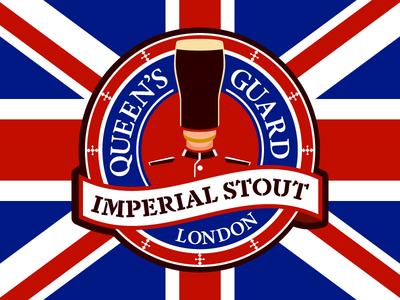 Queen's Guard Union Jack