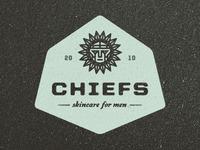 Chiefs Skincare Logo