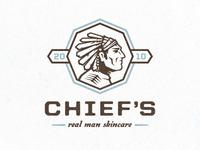 Chief's Skincare logo #2