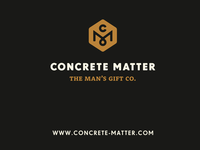 New Concrete Matter Site.