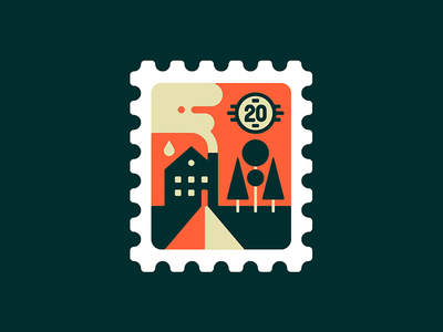 Stamp No. 1