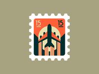 Stamp No. 2