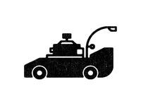 Lawn Mower.