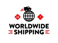 Worldwide Shipping.