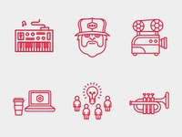 Build 2012 Icons.