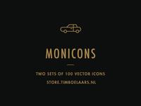 Monicons.