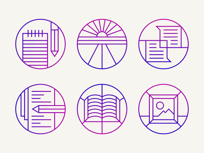 Commonweal Magazine Icons
