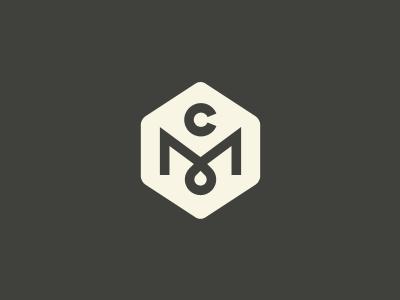 CM. logo mark