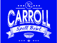 Carroll Spell Bowl