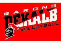 Barons Volleyball