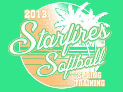 Starfires Softball