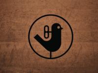 Cuckoo logo silhouette