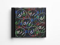 Personal Branding - Pattern on CD Case